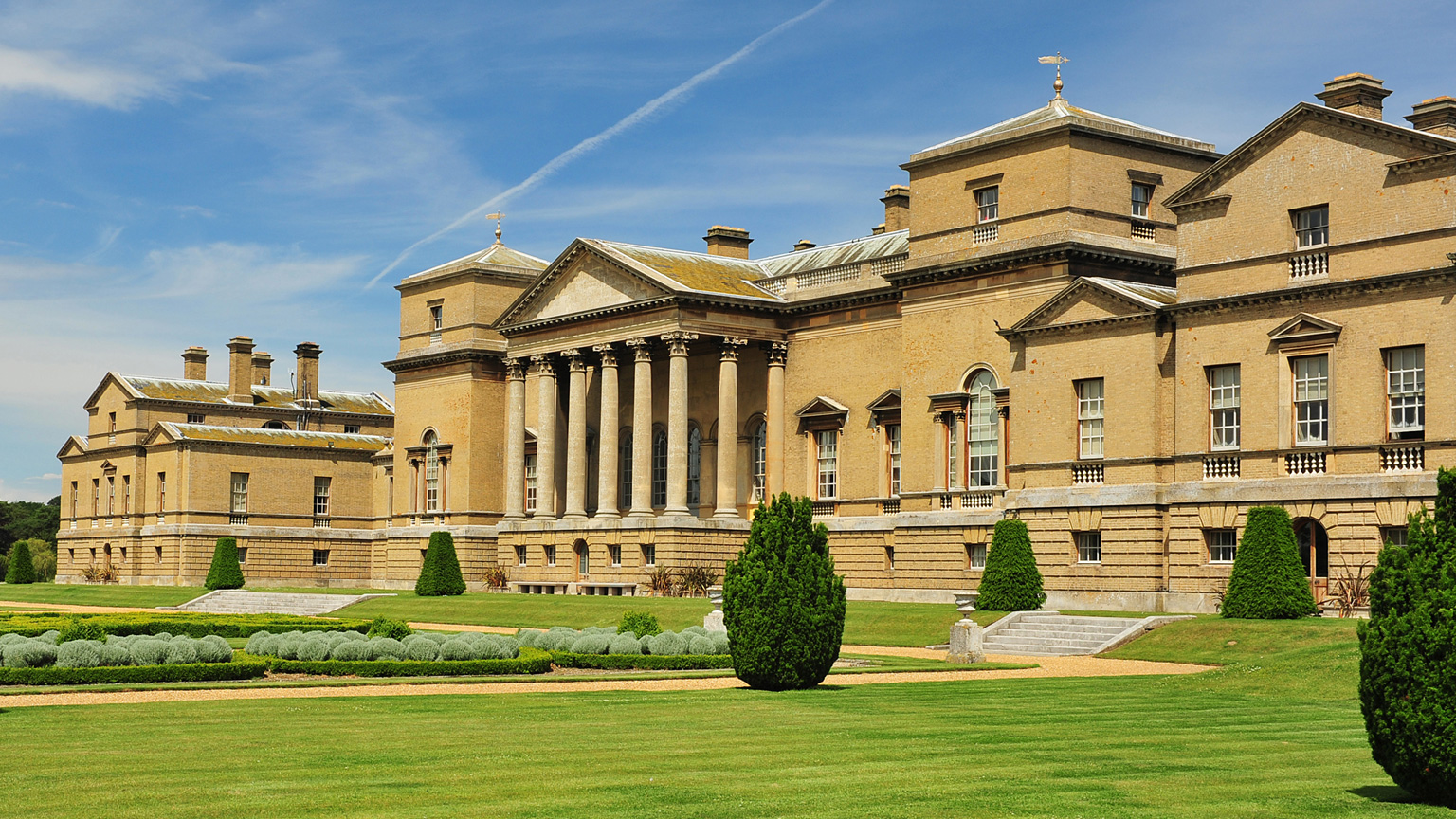 North norfolk visitor s guide holkham hall for House and home uk