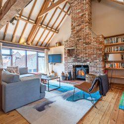 Flintstone Barn Blakeney Cottage Company