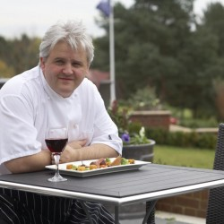 Well-known chef Alan Paton