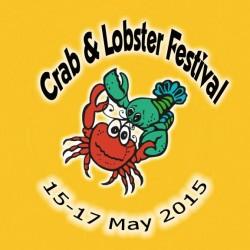 Crab & Lobster festival logo