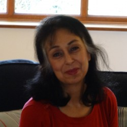 Sangeet during her holiday