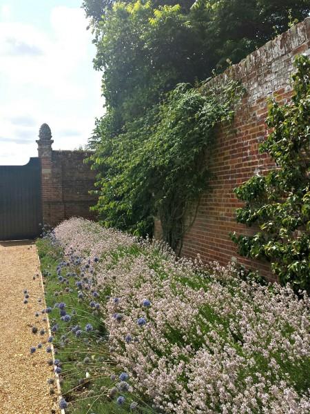 The walled garden