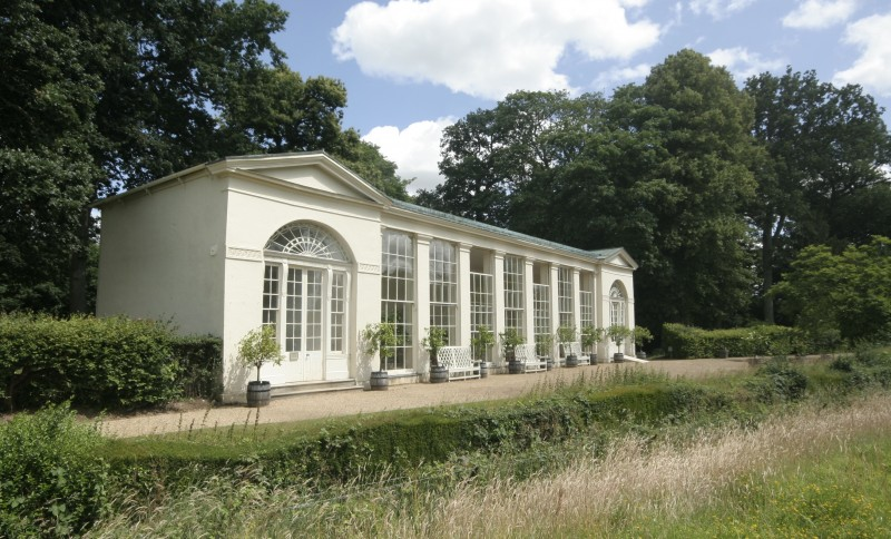 The Orangery at Blickling
