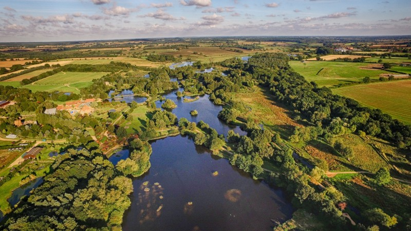 Pensthorpe Aerial Images 10th Sep 2015 (6)
