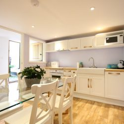 Room. This Holds With A Full Range Of Appliances: Oven, Hob, Microwave,  Double Sink, Dish Washer, Large Fridge Freezer And Washing Machine And Has  A Good ...