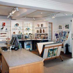 Bircham Gallery shop